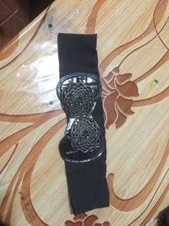 Elastic Stretch Thich waist belt