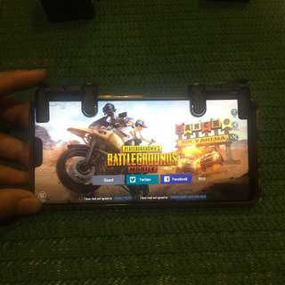 Game control for pubg and ros