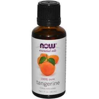 Now Foods, Tangerine Essential Oils, 1 fl oz (30 ml)