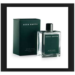 Acca Kappa Italy Libo Cedar After Shave 100ml Splash - Cairan Cukur Pria (853301)