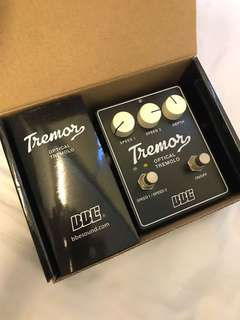 BBE Tremor Optical Tremolo