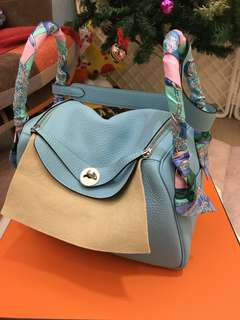 Hermes lindy 26 stamp A 99% new