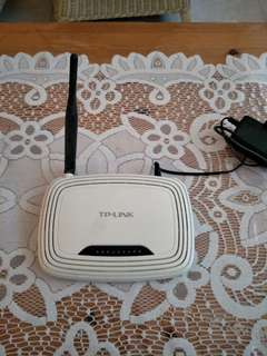 TP-Link Wireless N Router 150Mbps