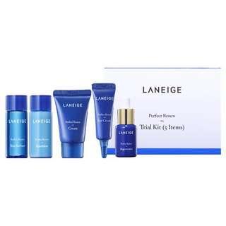 Laneige perfect renew trial kit