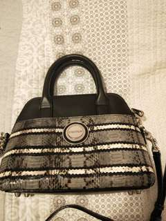 Authentic Oroton top handle bag