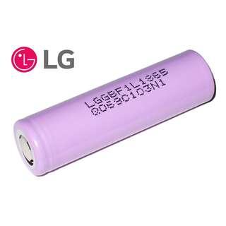 {MPower} 韓國 LG 18650 3400mAh 3.7V Battery 鋰電池 充電池 (適合 芭蕉扇) - 原裝正貨