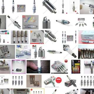 Made in 日本 NGK PFR5A-11 1243/4588 LASER PLATINUM 火咀