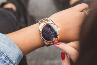 Michael Kors Smartwatch Access
