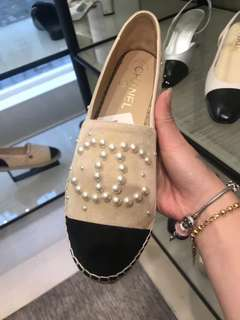 全新chanel鞋size38