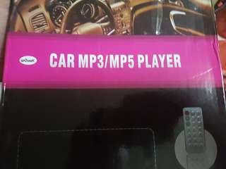 Car Mp3 Mp5 player