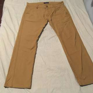 U.S. Polo Assasin Pants Size 34