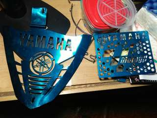 Cover Engine and coolant for Yamaha 135LC