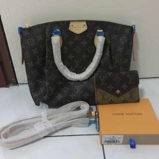 (BUNDLE!!) Lv Bag and Wallet