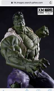 XM Studios hulk 1:4 not sideshow hottoys