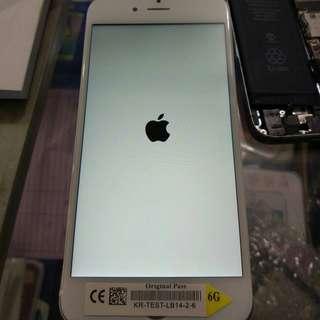 lcd iphone 5/6/7 new free pasang dan temperd glass