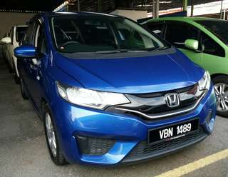 Honda Jazz 1.5  ivtec( Rebate Cash 90%)