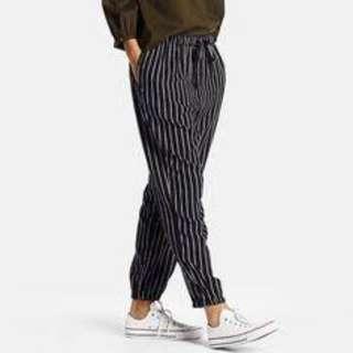 UNIQLO Womens Drape pants
