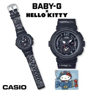 ❤️❤️❤️❤️Latest Authentic Hello Kitty Baby-G 2018 for sale