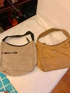 Prada small bags