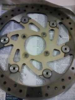 Disc moto lc, 125z, 125zr