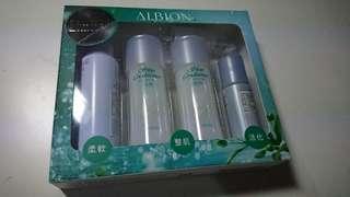 🚚 Albion 健康水組合 滲透乳 精華液