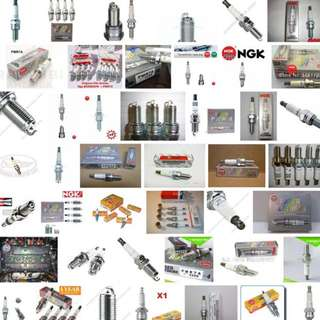 Made in 日本 NGK PMR7A 4259/4529/4878 LASER PLATINUM 火咀