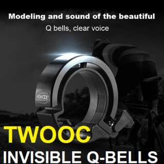 TWOOC Invisible Bells 31.8mm