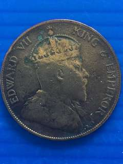 Hong Kong 1 Cent 1904