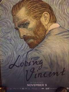 Loving Vincent 電影首影禮海報
