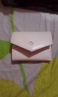 Miniso tripe folding wallet