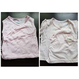 Baby girl tops bundle (6-9 mos)