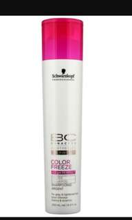 schwarzkopf silver shampoo