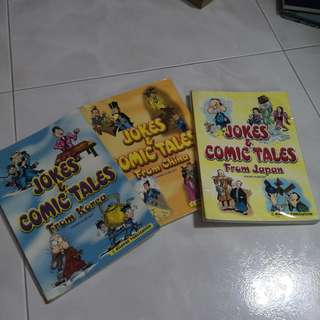 Jokes & Comic Tales