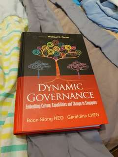 Dynamic Governance by Neo Boon Siong and Geraldine Chen