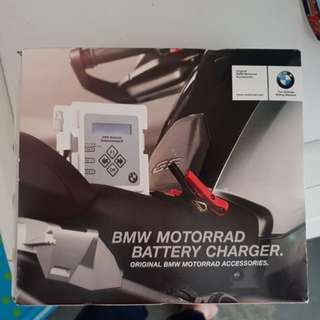 BMW Motorrad Motorcycle Battery Charger - CAN-bus compatible