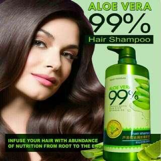 99% Aloe Vera Hair Shampoo 1.2L