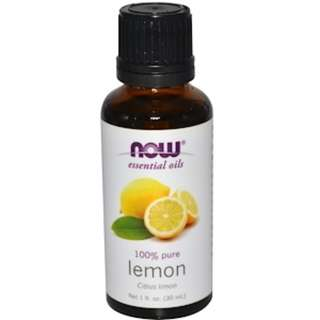Now Foods, Lemon Essential Oils, 1 fl oz (30 ml)