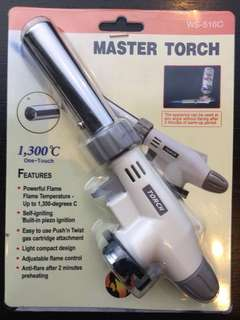 Chef' Master Torch