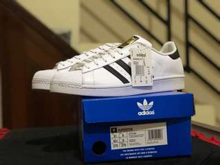 Adidas superstars BNIB made in indo