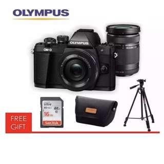 Olympus OMD EM-10 MKII 14-42MM EZ