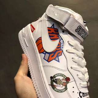 Supreme X NBA X Nike Air Force AF1(All Men Sizes)