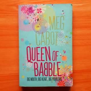 Meg Cabot - Queen of Babble