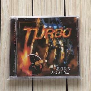 Kim Jong Kook 金鐘國 turbo CD 3輯