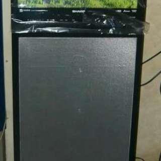 Sharp Videoke Machine