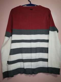 Pre loved Knitted Sweat Shirt