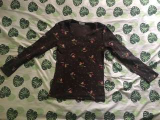 Pre loved long sleeve top for kids