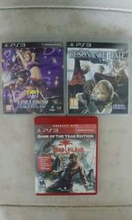 WTS/WTT PS3 Games