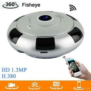 360 Deg HD Stand Alone CCTV