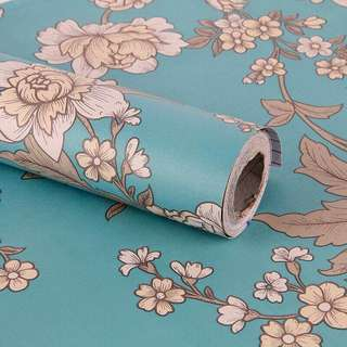 PVC WATERPROOF HIGH QUALITY SELF-ADHESIVE WALLPAPERS