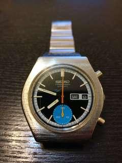 古董精工計時表
